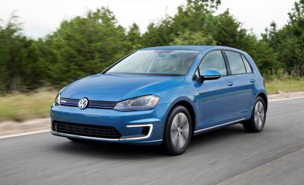 Volkswagen e-Golf #1