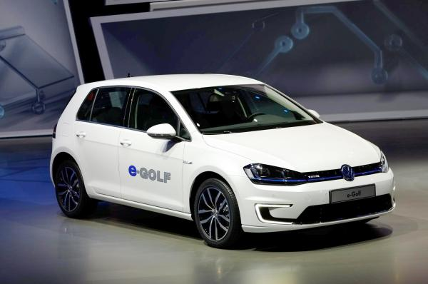Volkswagen e-Golf #2