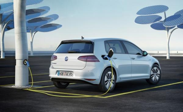 Volkswagen e-Golf #3