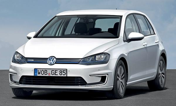 Volkswagen e-Golf #4
