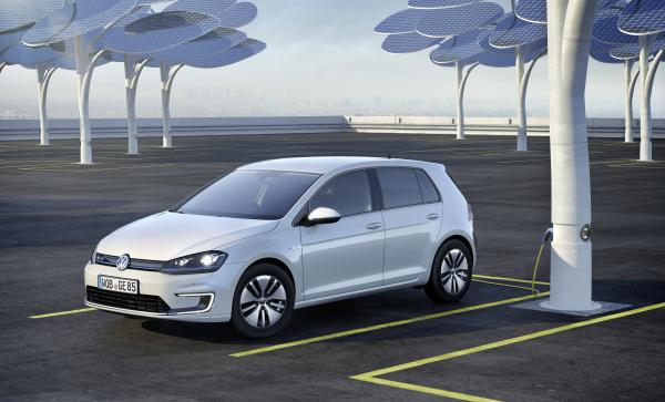 Volkswagen e-Golf #5