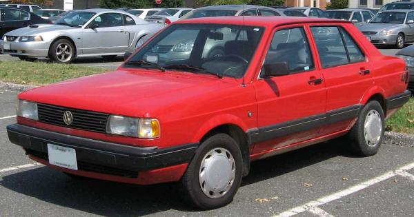 Volkswagen Fox 1989 #4