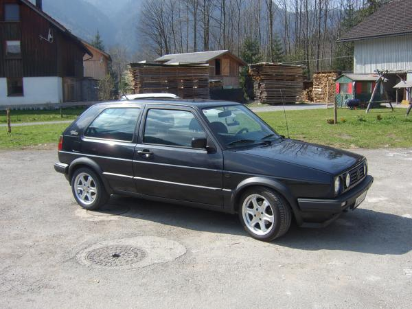 Volkswagen Golf 1991 #3