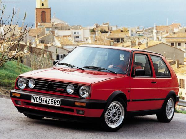 Volkswagen Golf 1991 #4