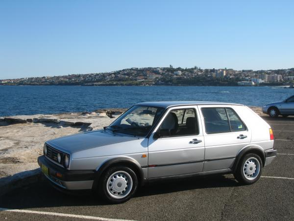 Volkswagen Golf 1991 #5