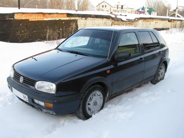 Volkswagen Golf 1994 #2