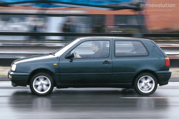 Volkswagen Golf 1997 #4