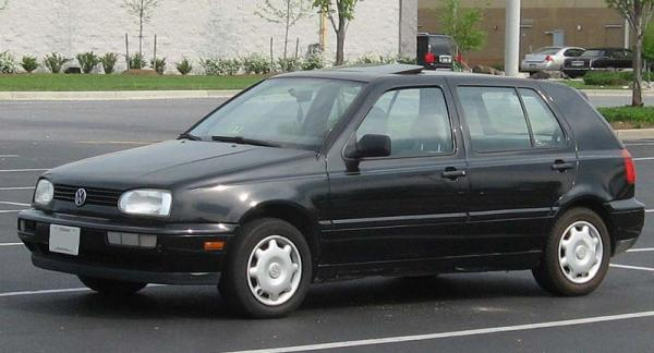 Volkswagen Golf 1997 #5