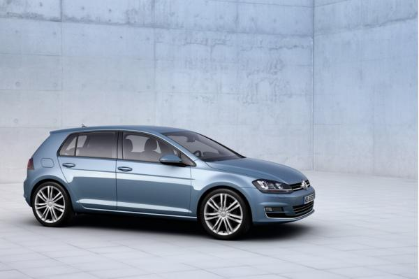 Volkswagen Golf 2014 #3