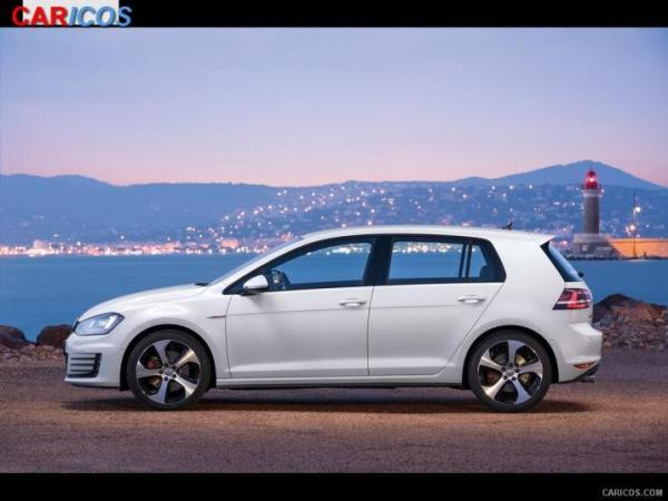 Volkswagen Golf 2015 #3