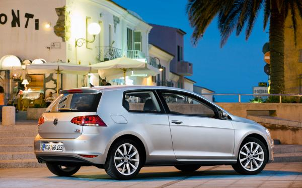 Volkswagen Golf 2015 #4