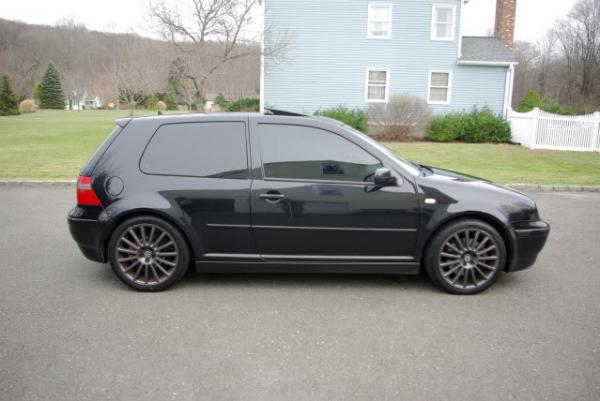 Volkswagen GTI 20th Anniversary Edition #3