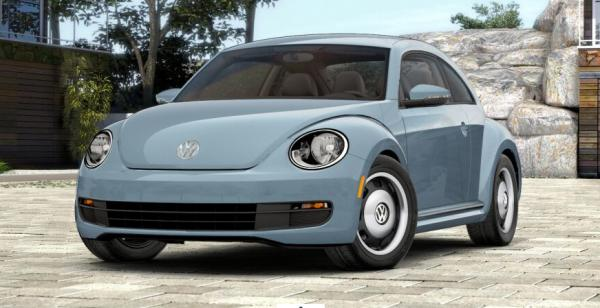 Volkswagen New Beetle Base #5