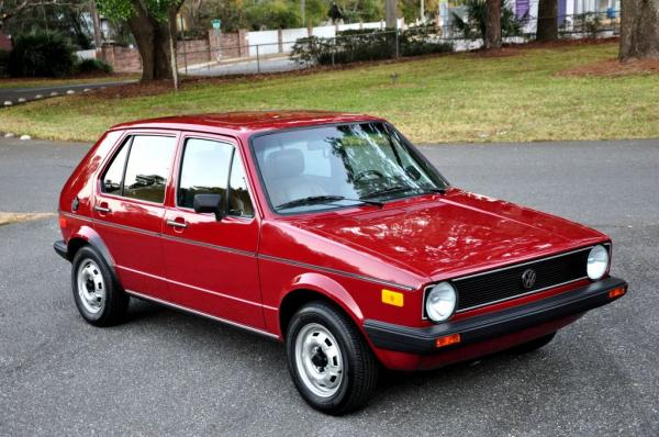 Volkswagen Rabbit 1980 #2