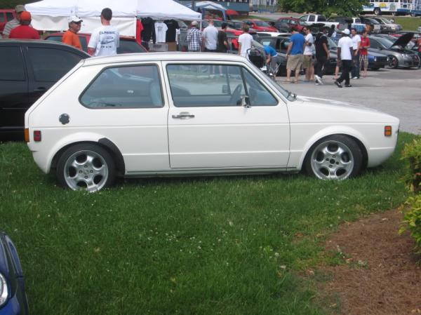 Volkswagen Rabbit 1980 #3