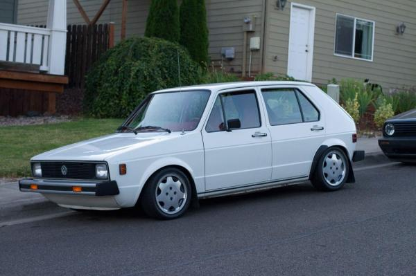 Volkswagen Rabbit 1980 #4