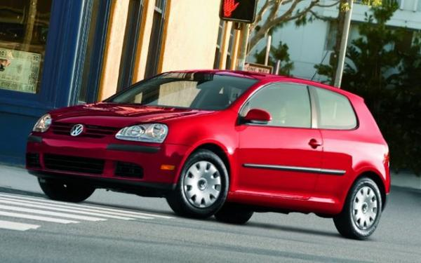 Volkswagen Rabbit 2009 #2