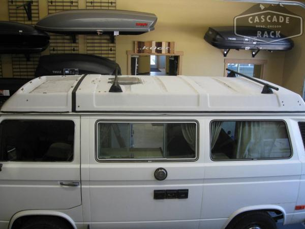 Volkswagen Vanagon Base #4