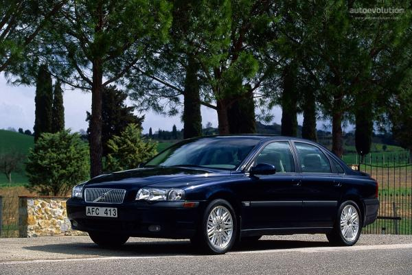 2003 Volvo S80 Information And Photos Momentcar