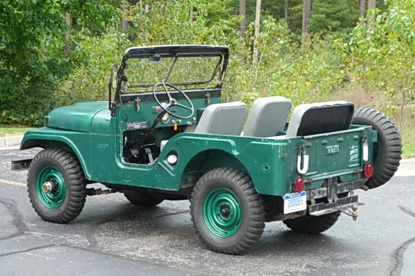 Willys CJ-5 1962 #2