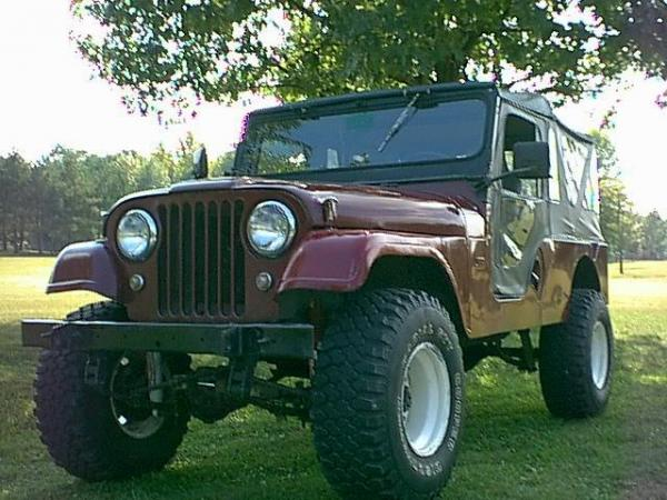 Willys CJ-6 1962 #2