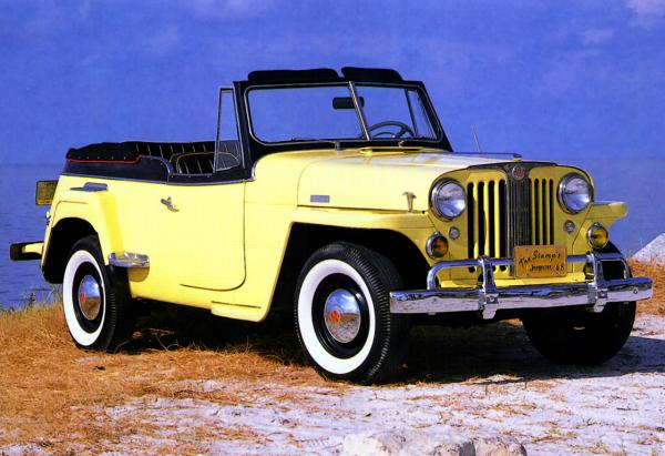 Willys Jeepster #5