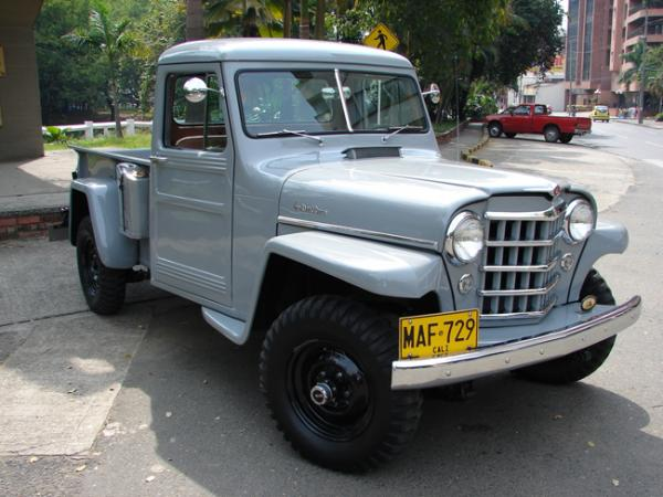 Willys Pickup 1948 #1