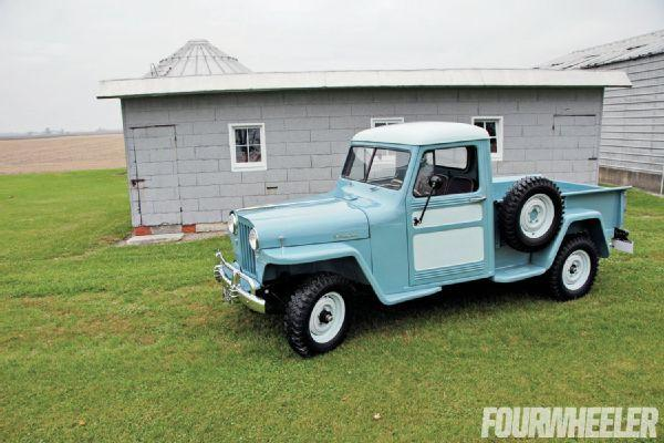 Willys Pickup 1948 #3