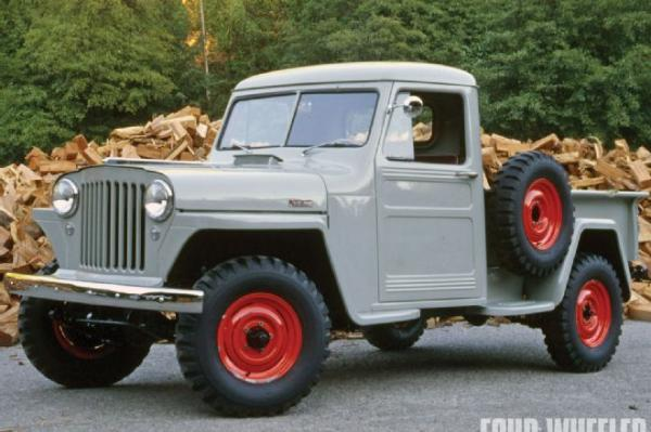 Willys Pickup 1948 #4