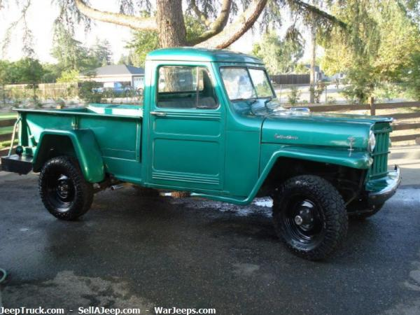Willys Pickup 1959 #5
