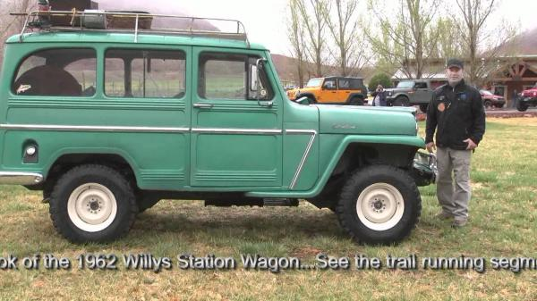 Willys Pickup 1962 #4