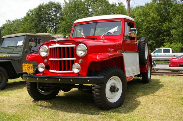Willys Pickup 1962 #5