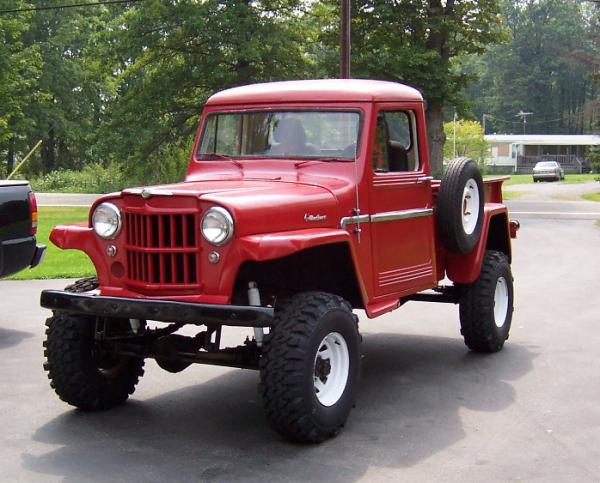 Willys Pickup #3
