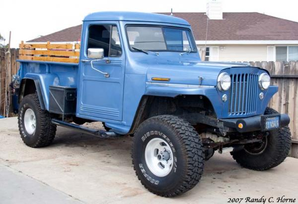 Willys Pickup #4