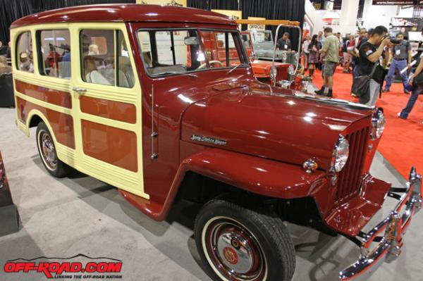 Willys Wagon 1946 #5